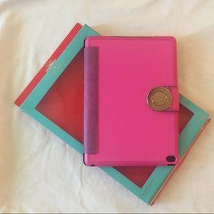 Kara Spade IPad Case Magnet Folio NEW Fits Air 2